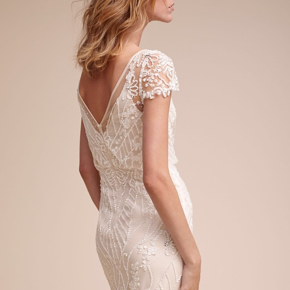 a1f2aecfce2be BHLDN Dresses & Skirts - Aurora Etoile BHLDN Size 4 gown - NEW
